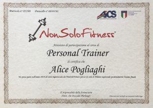 Titolo di Personal Trainer